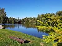 Radhošťský rybník - apartmán - srub ubytování Trojanovice - 5