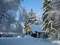 beskydy zima 2013 - chata k pronájmu Trojanovice
