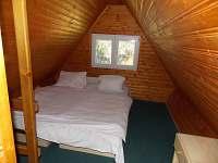 ložnice chata 7 lůžková