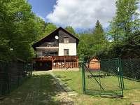 chata Rusava,celkový pohled