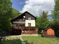 ubytování Rusava na chatě