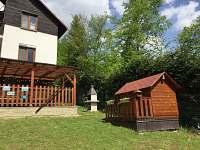 chata Rusava,dětský domek