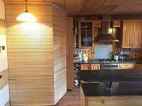 chata Rusava, kuchyně