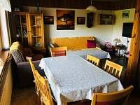 chata Rusava,obývák