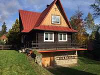 Chata k pronajmutí - dovolená Slezsko rekreace Dolní Lomná