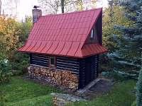 Grilovací zahradní chatka