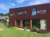 Recepce Bečva Resort - Horní Bečva