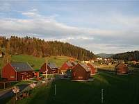 Ubytování ve vilách Bečva Resort Horní Bečva -