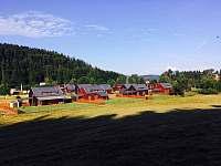 Vily Bečva Resort v Horní Bečvě -