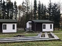 Rekreační středisko TON - chatky k pronajmutí - 4 Rajnochovice - Tesák