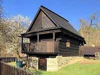 ubytování Skiareál Velké Karlovice - Machůzky na chalupě k pronajmutí - Karolinka