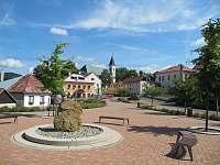 Chalupa k pronajmutí - dovolená Zlínsko rekreace Újezd u Valašských Klobouk