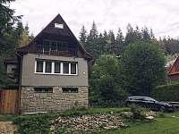 Chata k pronajmutí - zimní dovolená Horní Bečva