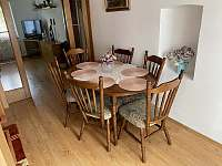 kuchyň apartmán 1 - chalupa k pronajmutí Hukvaldy
