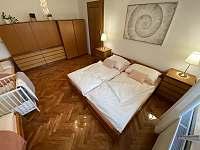 Ložnice apartmán 1 - Hukvaldy