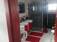 Chalupa U Sylvy koupelna - k pronájmu Horní Bečva