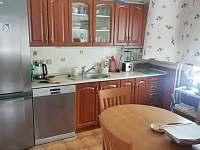 Chalupa U Sylvy kuchyň - k pronájmu Horní Bečva