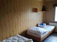 Chalupa U Sylvy spodní ložnice - pronájem Horní Bečva