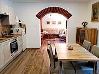 Kuchyně a obývací pokoj - Rusava 216