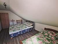 Malá ložnice (3 postele) - Rusava 216
