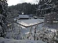Dřevěnica Jezerné Velké Karlovice - pronájem chalupy