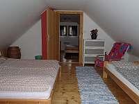 ložnice 1 - Velké Karlovice