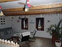 obývací pokoj - Velké Karlovice