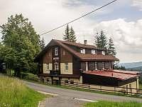Ubytování Staré Hamry - chata k pronájmu