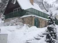Chata k pronajmutí - pronájem chaty - 18 Prostřední Bečva