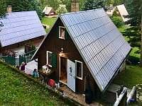 Ubytování Prostřední Bečva - chata k pronájmu