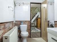 Koupelna s WC - Morávka