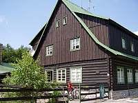 chata Ropička cca 5 km - pronájem apartmánu Řeka