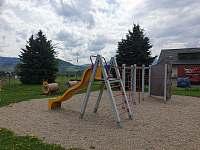 dětské hřiště - Písečná