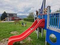 dětský hřiště - Písečná