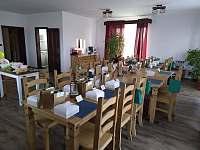společenská místnost - ubytování Písečná