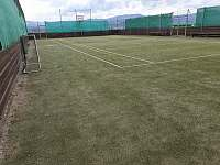 tenisové kurty, volejbal, nohejbal - Písečná