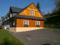 ubytování na chatě k pronájmu Horní Bečva
