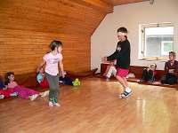 Malá tělocvična - Horní Bečva