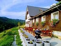 Terasa - ubytování Horní Bečva