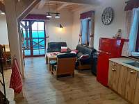 Apartmán č. 1 - k pronajmutí Velké Karlovice