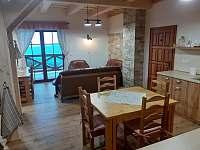 Apartmán č. 2 pro 15 osob - k pronajmutí Velké Karlovice