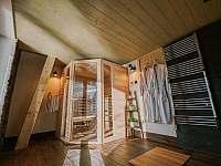 Infra Sauna 4 až 5 osob - Prostřední Bečva