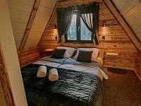 Manželska postel v podkroví - Prostřední Bečva