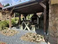 Pergola - chata k pronájmu Prostřední Bečva