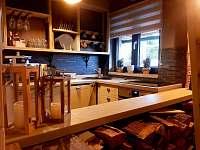 Plně vybavena kuchyň i s myčkou na nádobí :-) - Prostřední Bečva