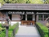 Restaurace v obci - Prostřední Bečva
