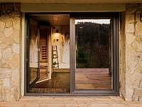 Sauna a sprchy - Prostřední Bečva