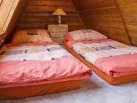 1. Ložnice v podkroví - Prostřední Bečva