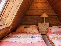 2. Ložnice v podkroví - Prostřední Bečva