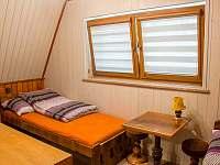 Dvojlůžkový pokoj - chata k pronájmu Prostřední Bečva